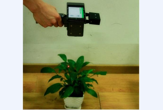 便携式叶绿素/NDVI测量仪(国家农业信息化研究中心) 照片