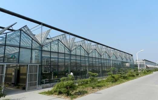 玻璃温室(河南农园) 照片