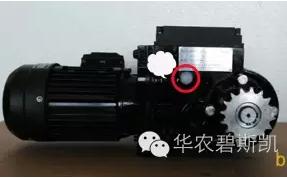 碧力凯全新防漏油减速电机(北京华农) 照片