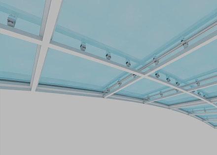 PC阳光板安装系统B(上海汇丽) 照片