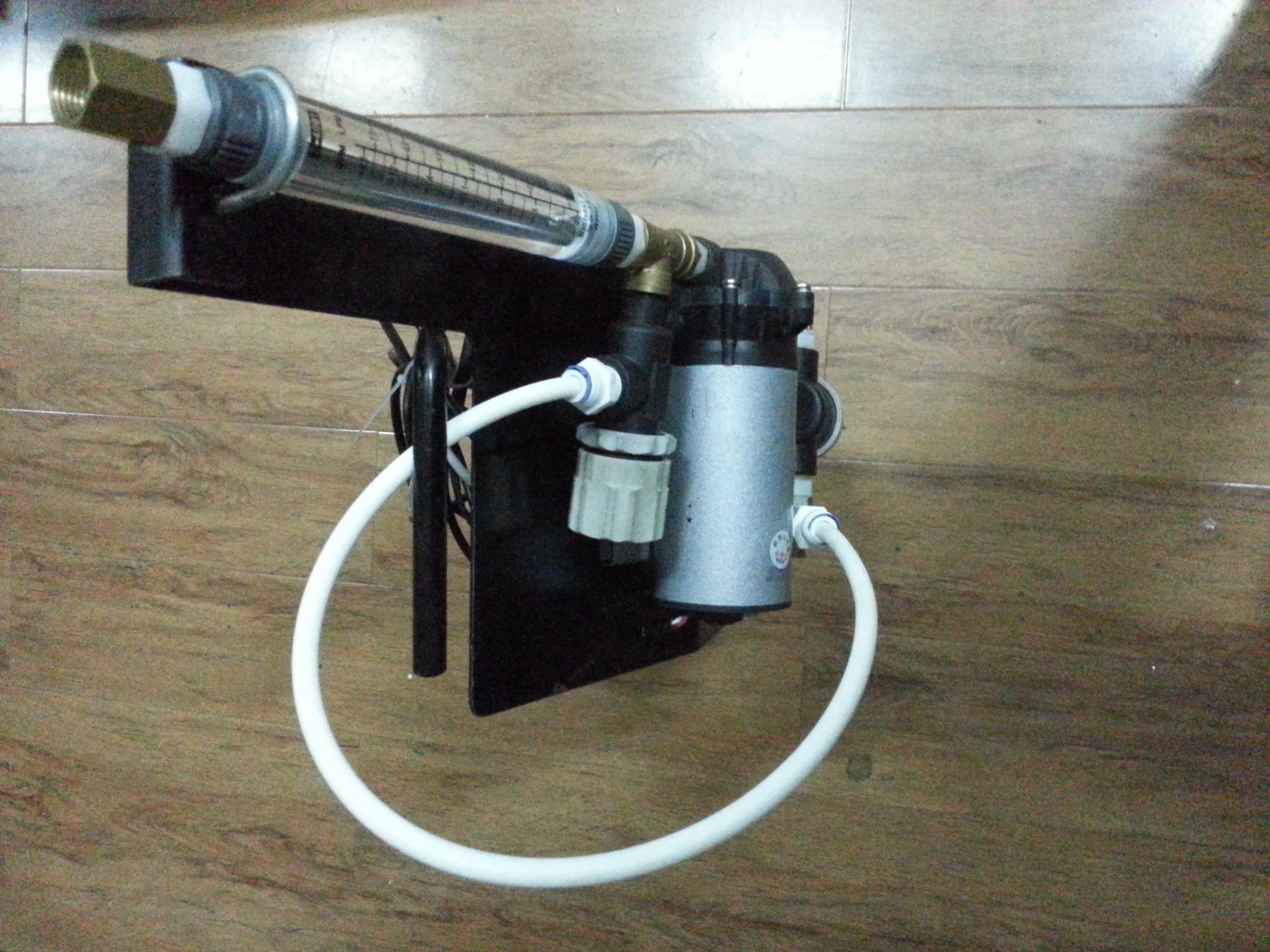 注入式液肥施用系统(国家农业信息化中心) 照片